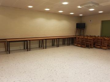 Kleine zaal